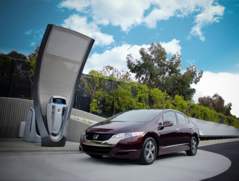 honda solar hydrogen station